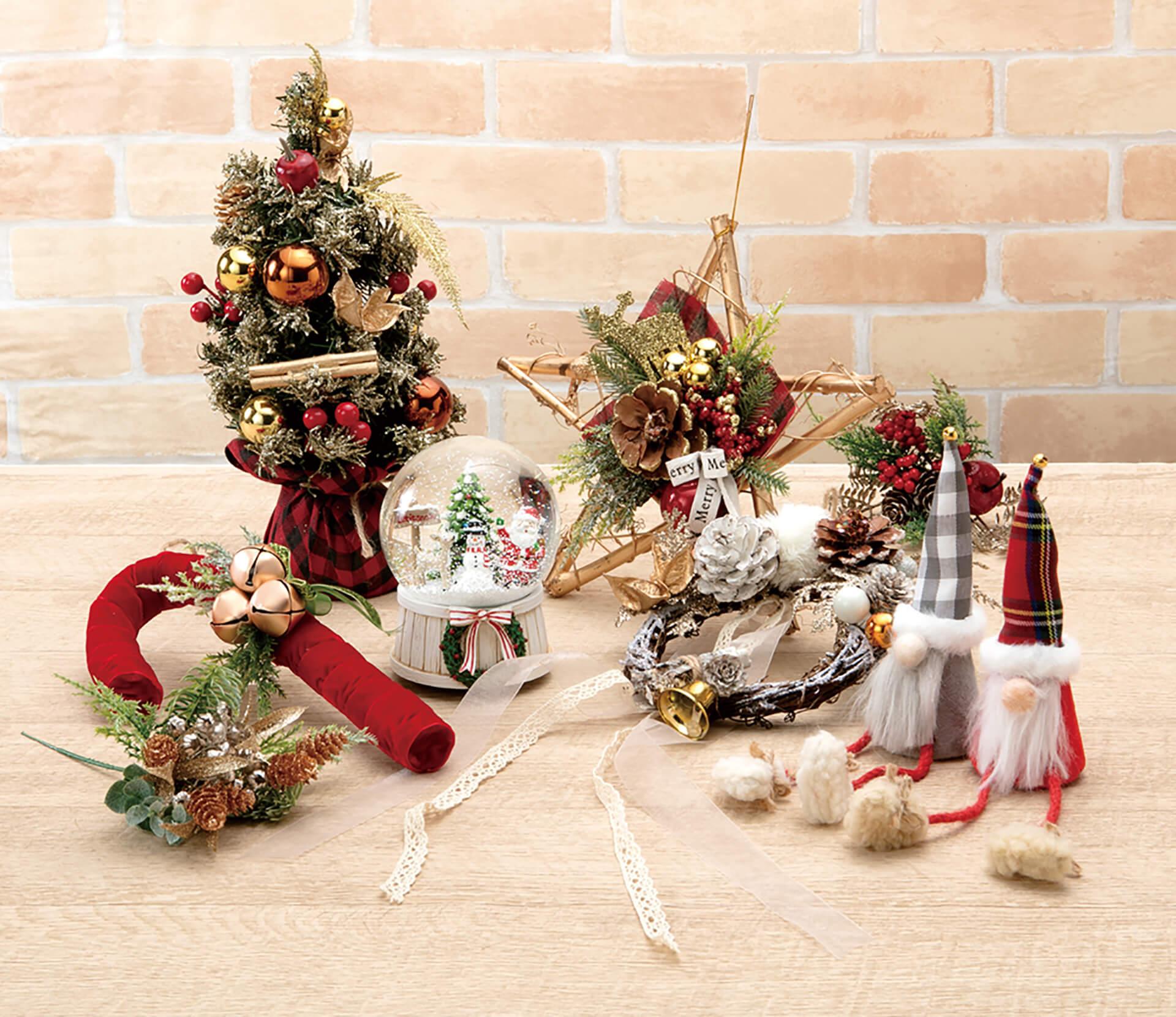 「GRAND <MARCHE> CHRISTMAS(グラン〈マルシェ〉クリスマス)~おとぎの国のクリスマス~」京急百貨店