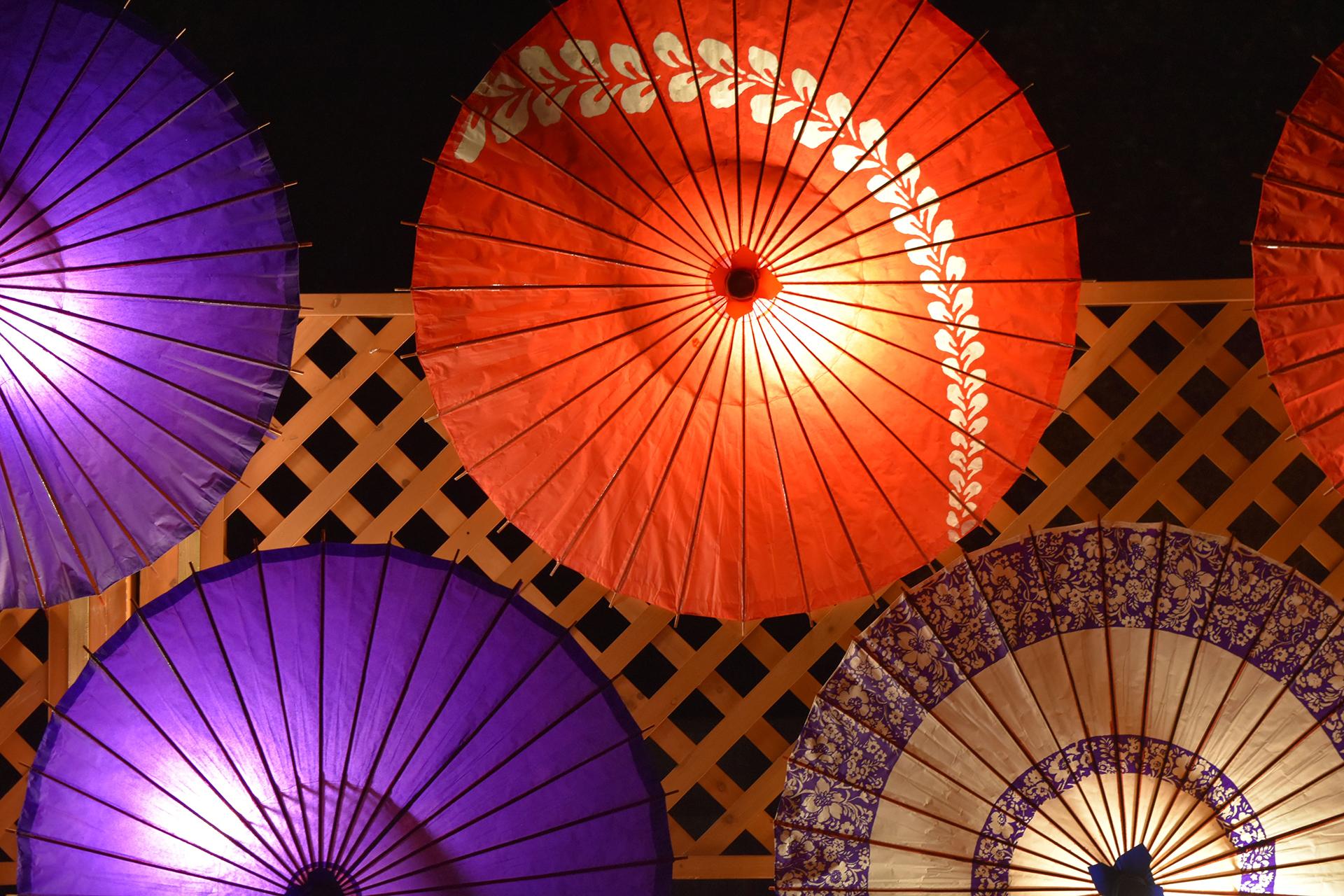 見浜園灯ろうまつり ~秋の日本庭園ライトアップ2020~