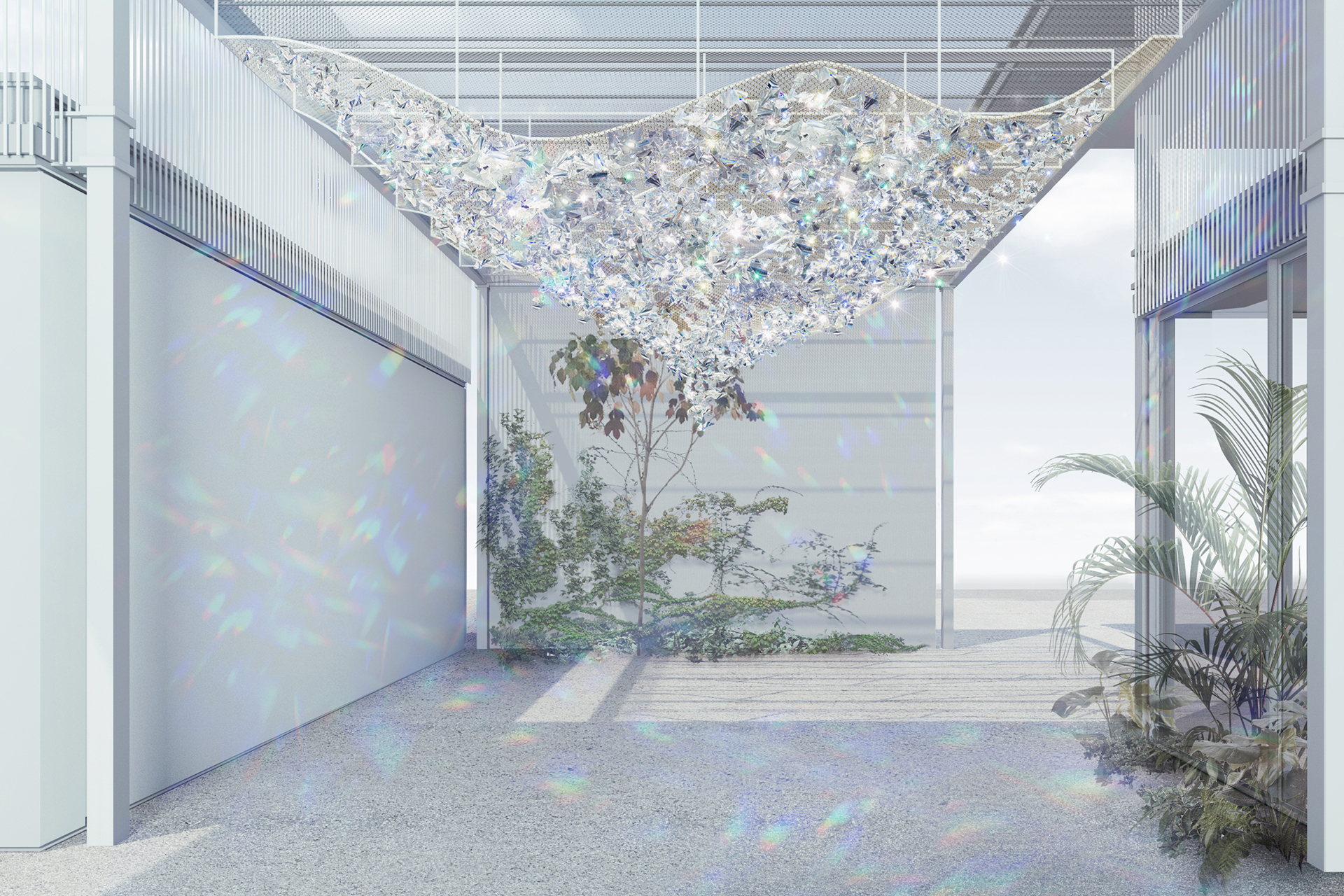 ARTBAY TOKYO x TAKAHIRO MATSUO「PRISM / GLOW」展