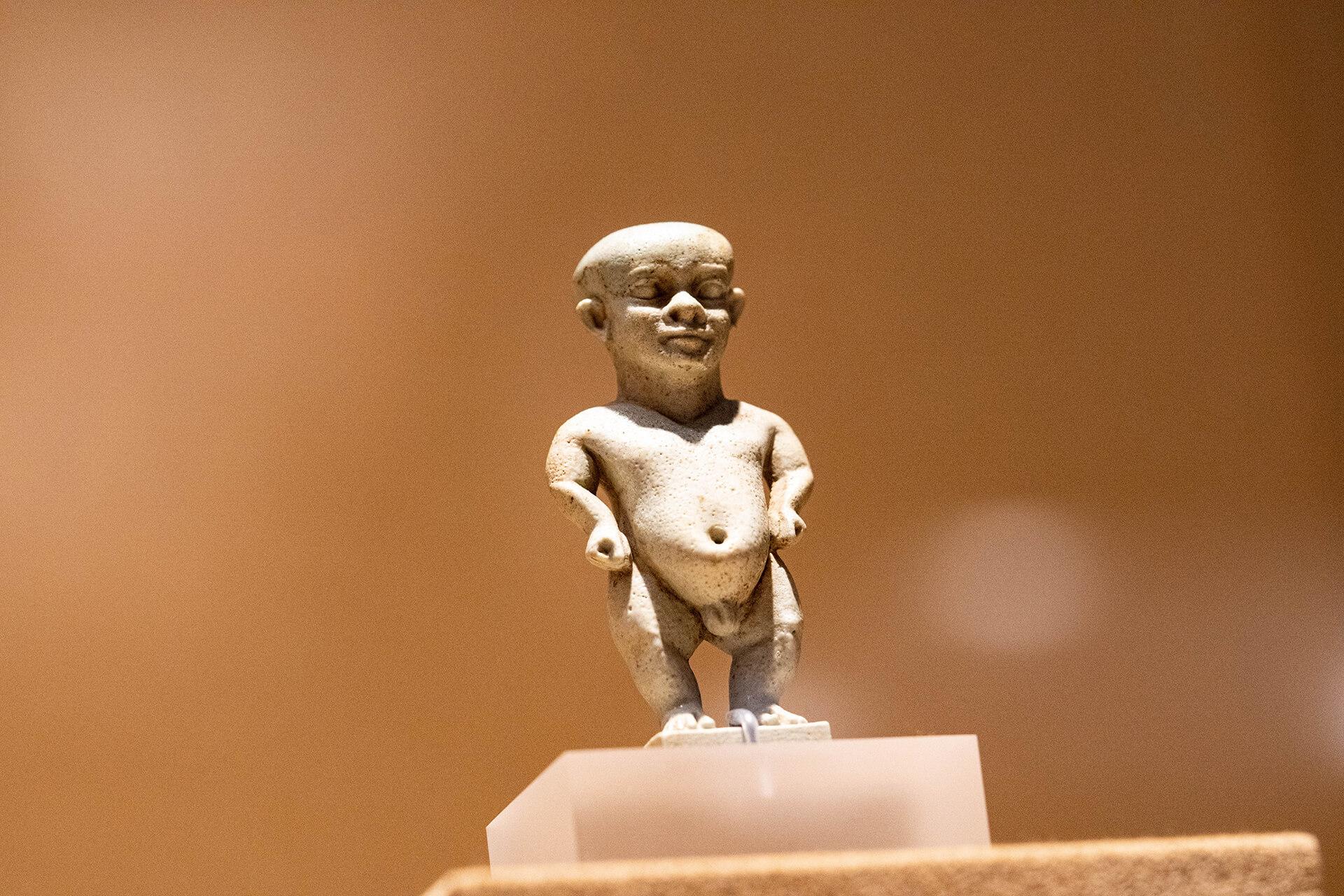 古代エジプト展・天地創造の神話・江戸東京博物館