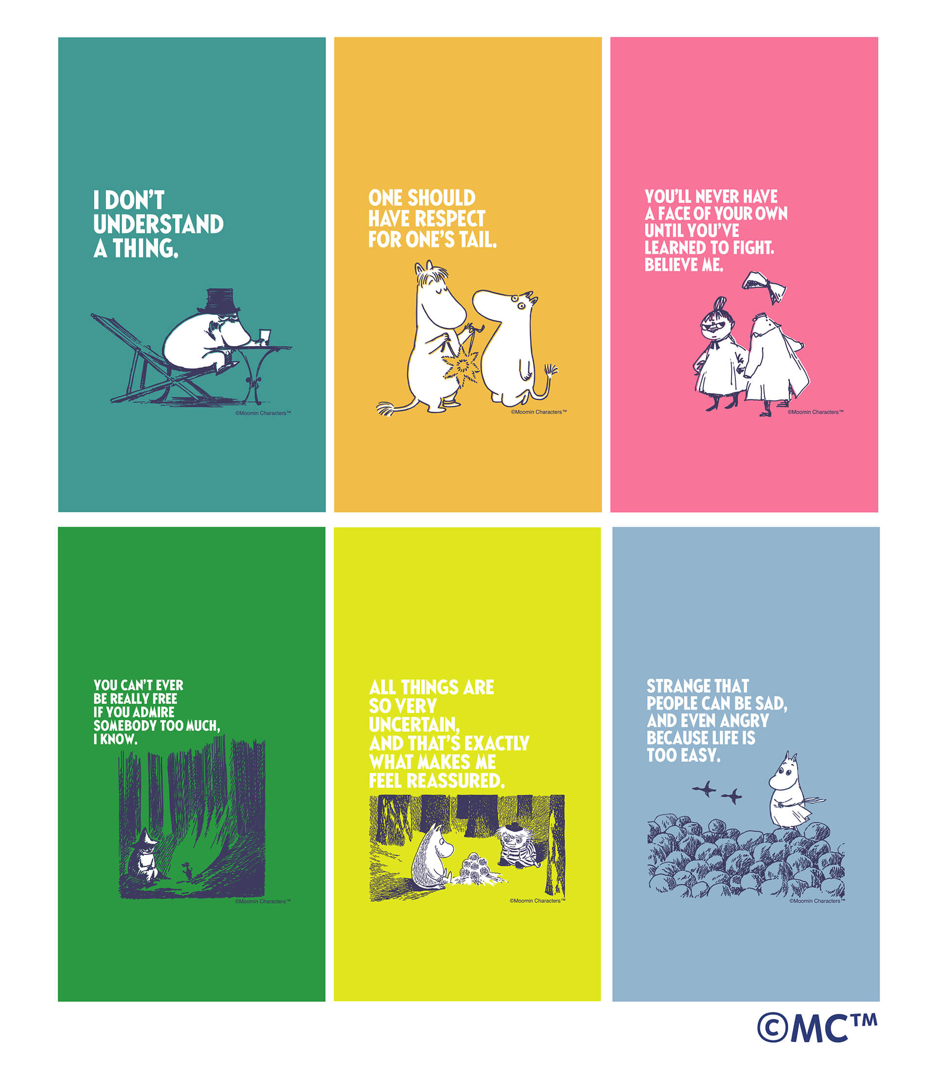 MOOMIN POPUP STORE by Small Planet