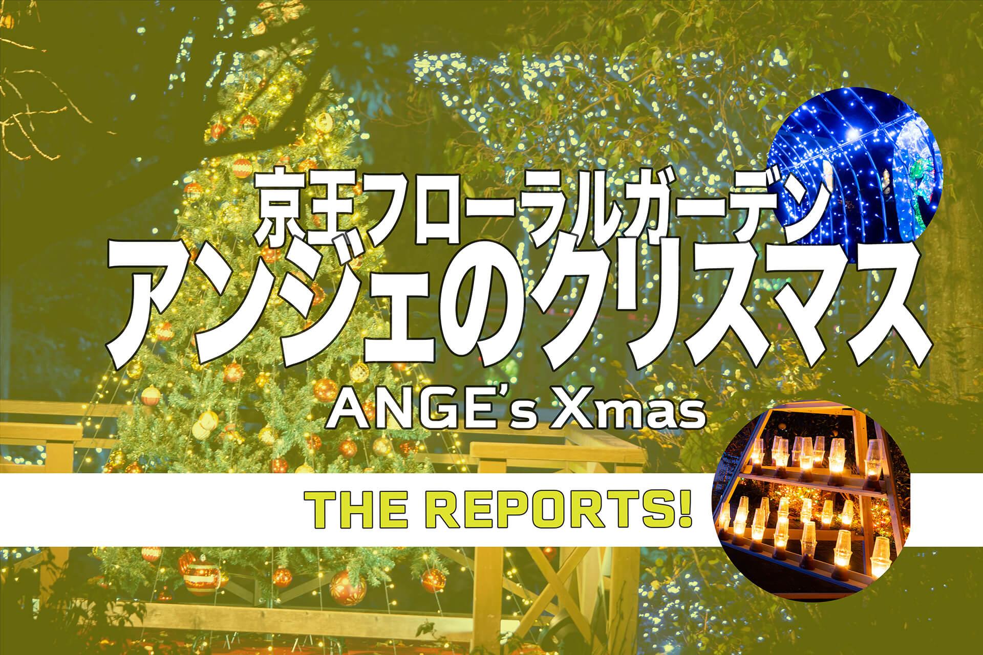 京王フローラルガーデン・アンジェ クリスマス