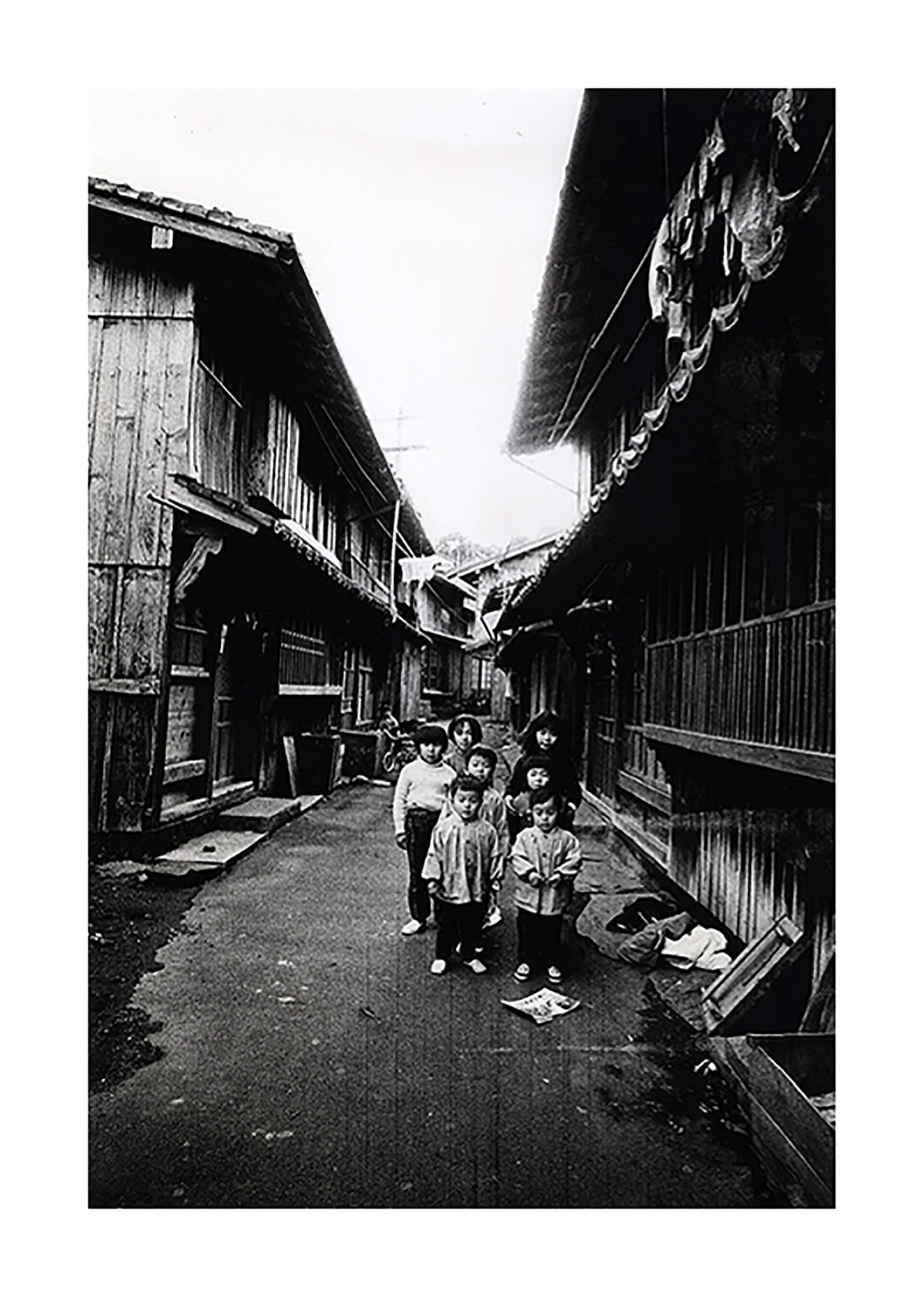 北井一夫「村へ、そして村へ」
