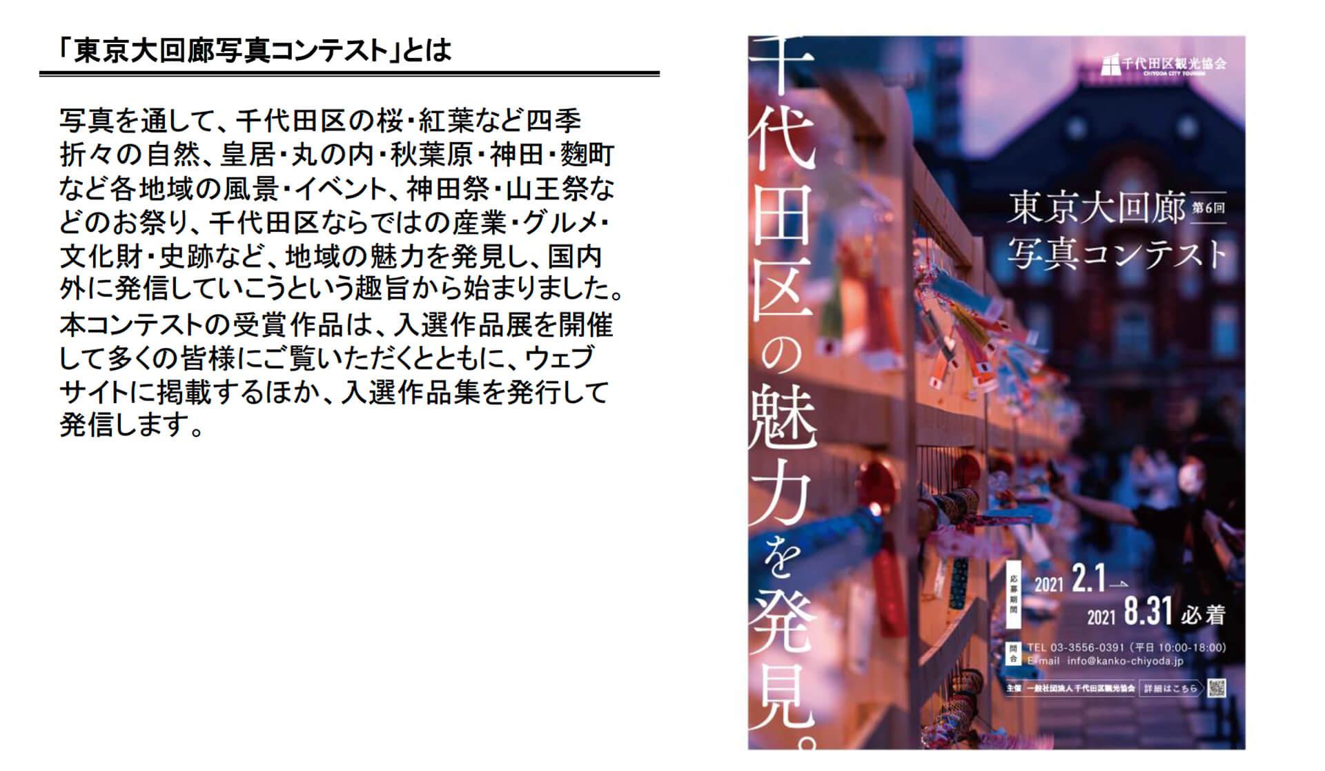 第6回東京大回廊写真コンテスト