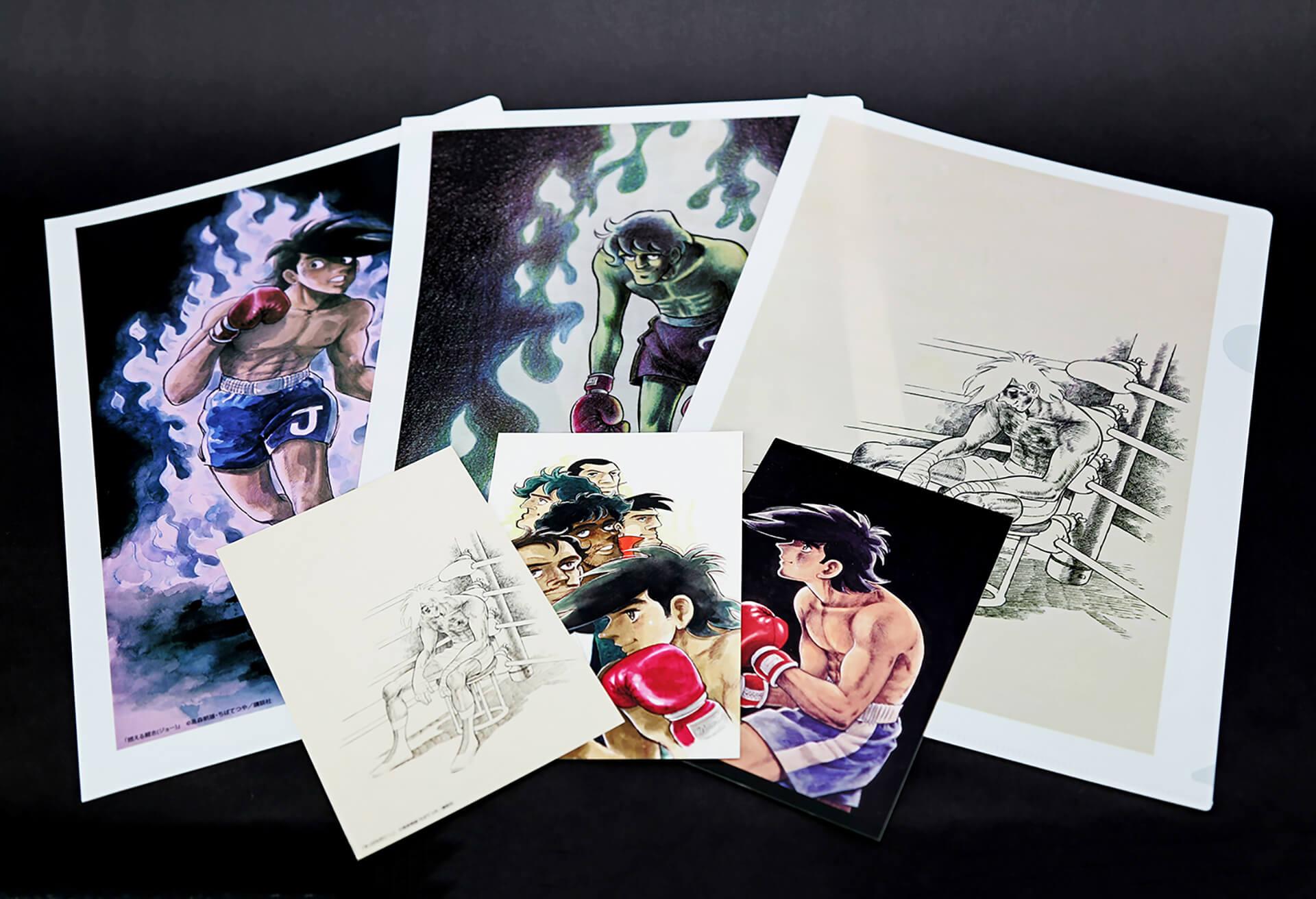 【銀座三越】『画業65周年ちばてつや版画展』