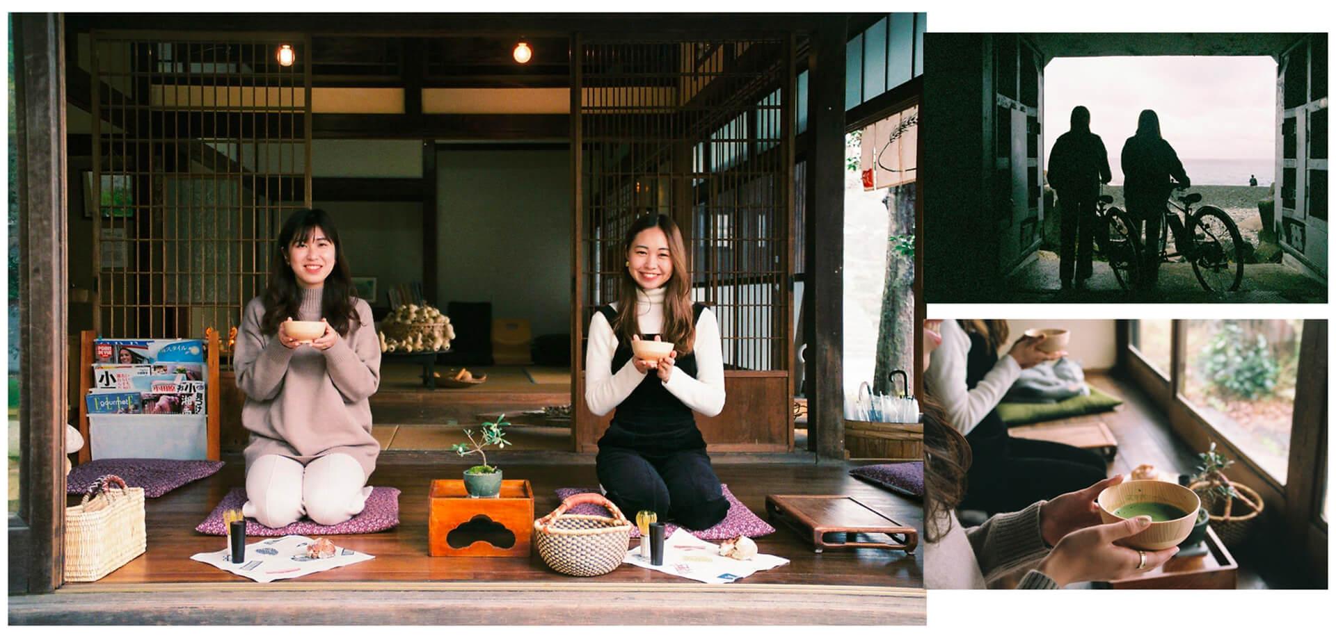 小田原を五感で楽しむ体験型ツアー