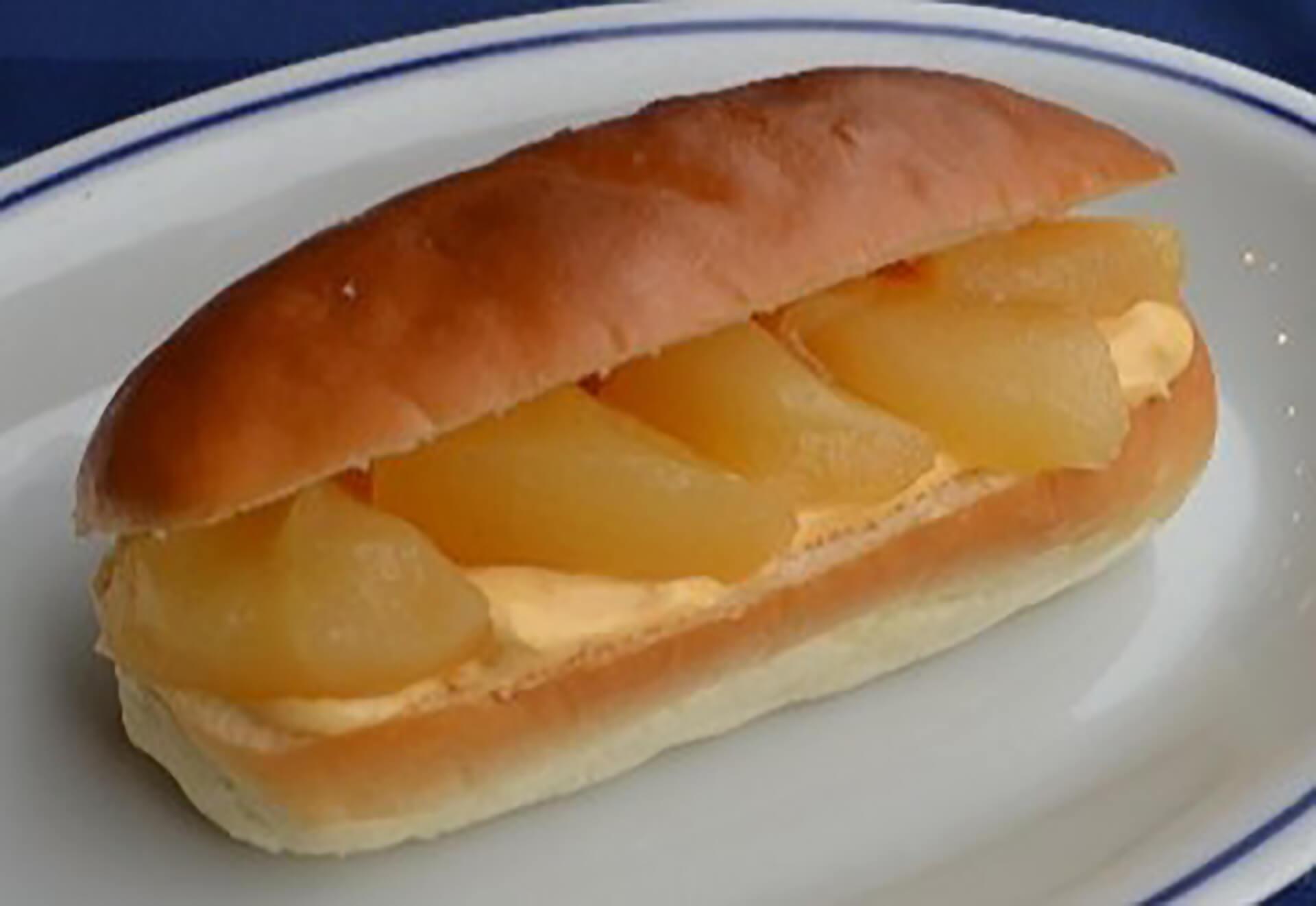 GINZAで繋がるコッペパン