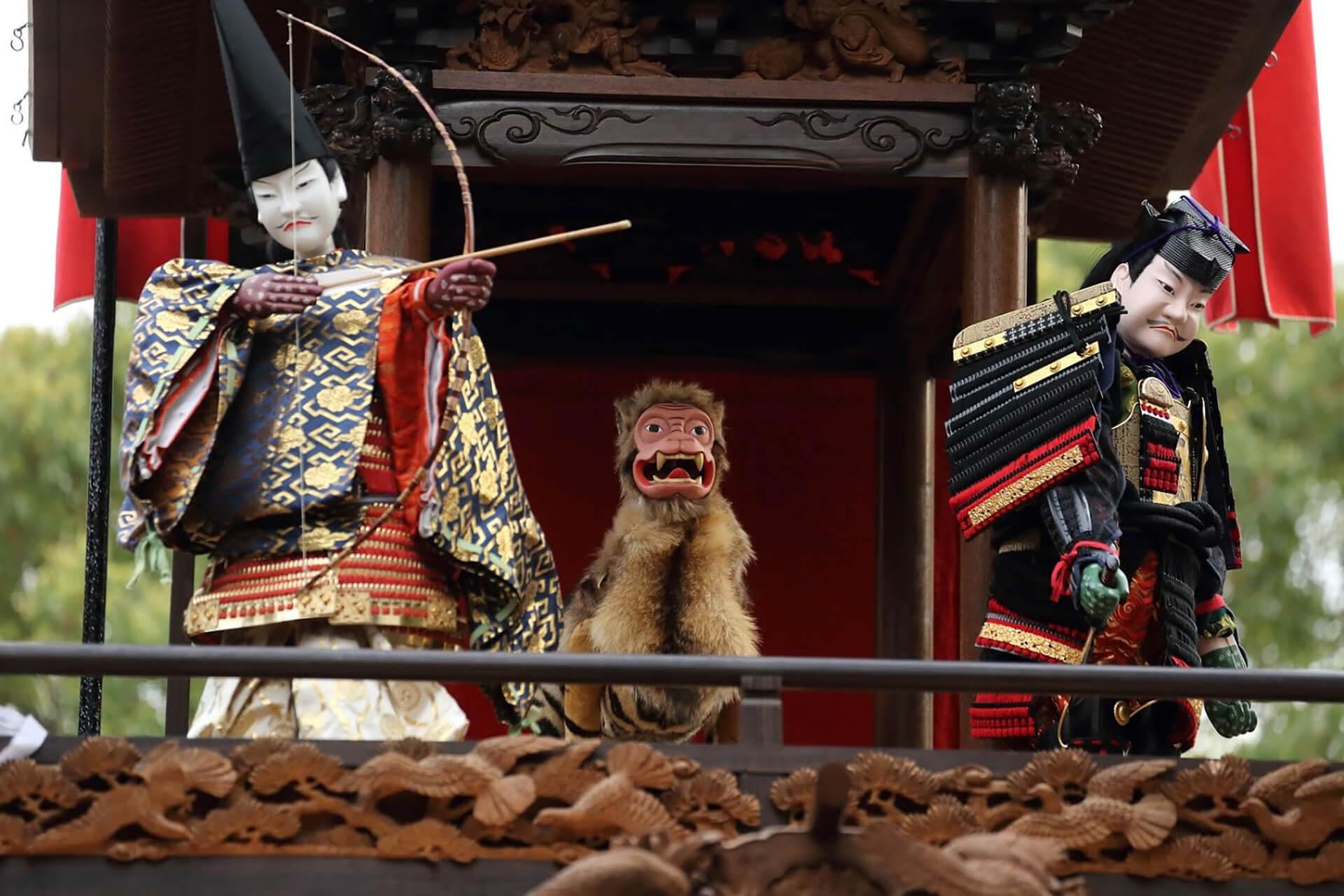 横浜高島屋ギャラリー「からくり人形師 九代玉屋庄兵衛展 -伝統の技と挑戦-」