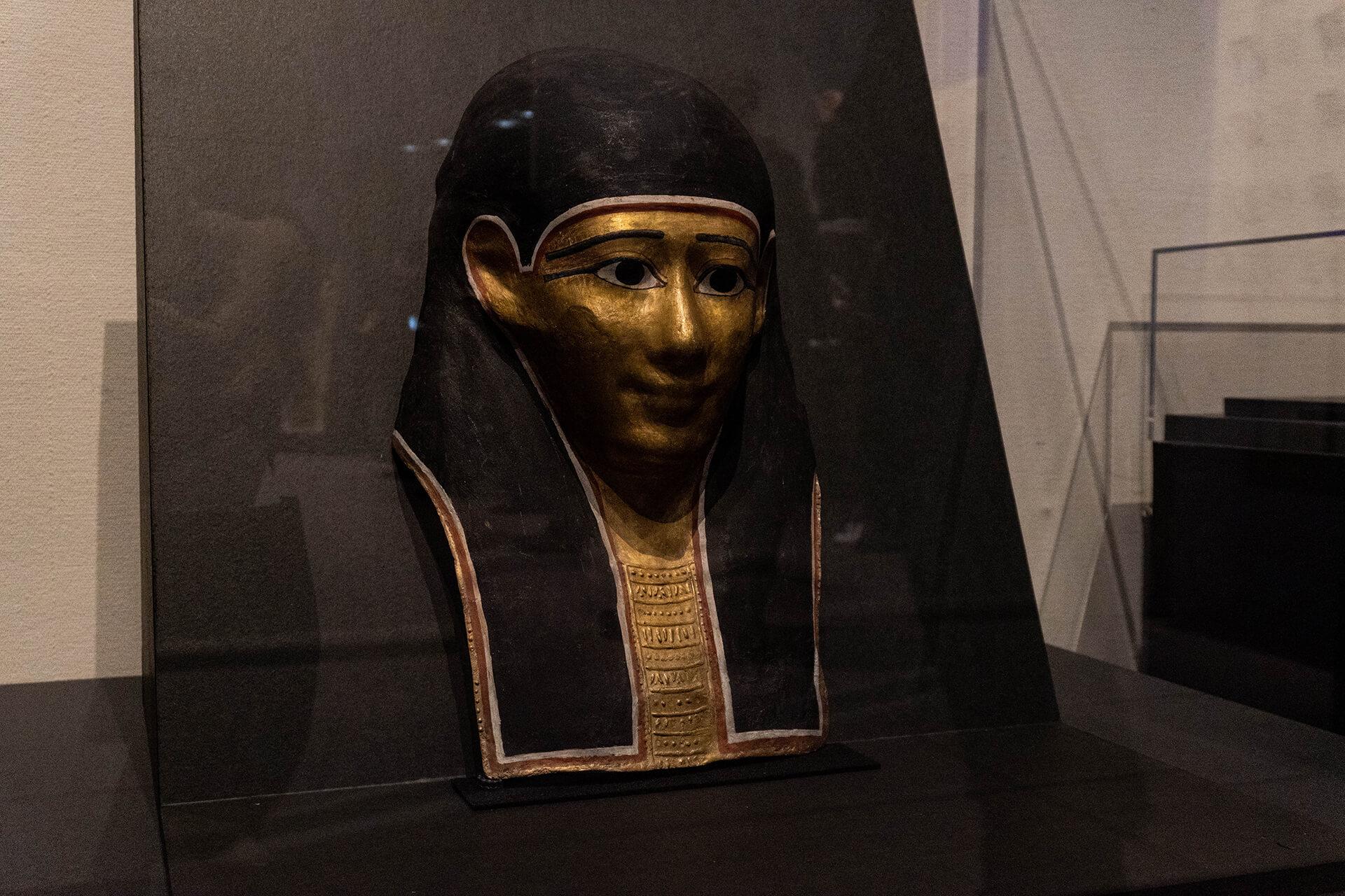 ライデン国立博物館所蔵・古代エジプト展