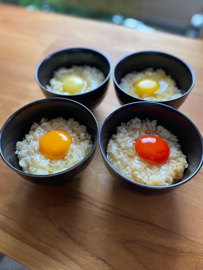 「幻の卵屋さん」大宮駅
