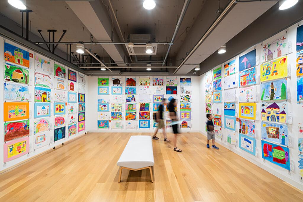 「横浜市こどもの美術展」思い出・メッセージ大募集