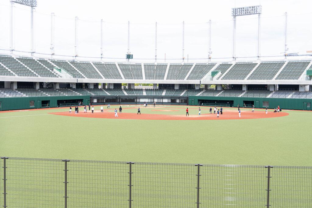 川崎・等々力緑地・等々力陸上競技場・川崎市民ミュージアム