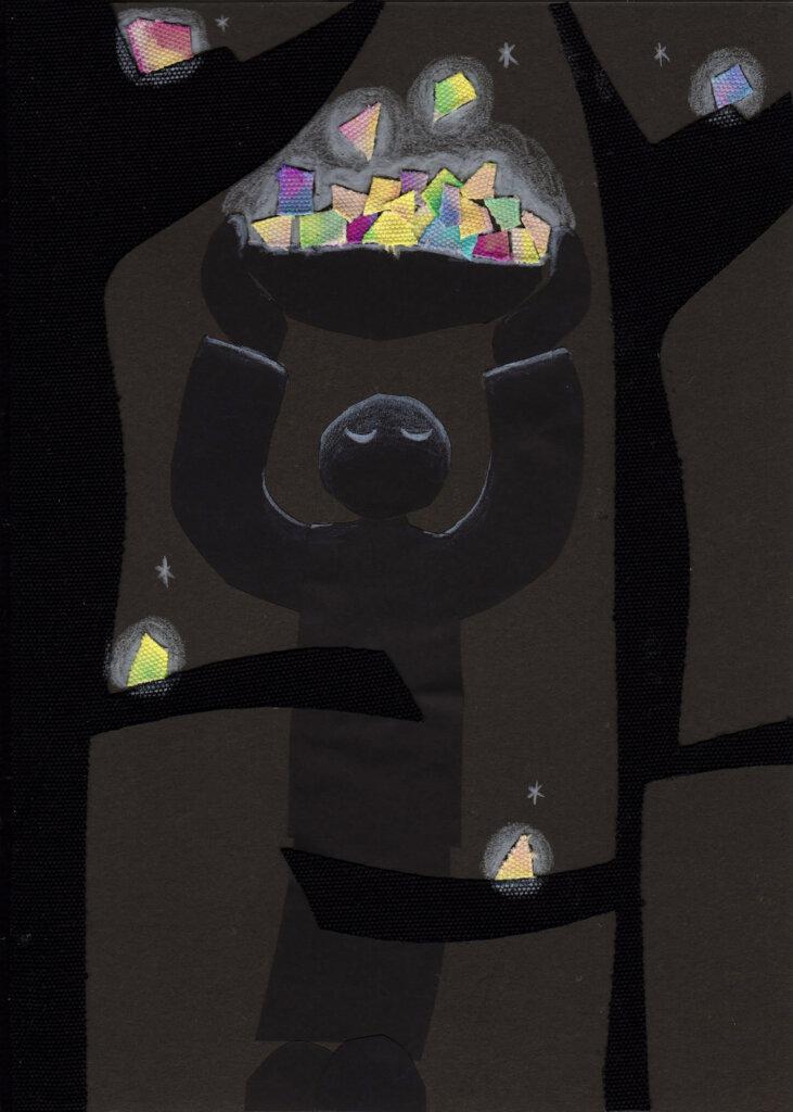 MOONSTAR Factory Ginza 佐野圭「月と星のかけらをあつめて」
