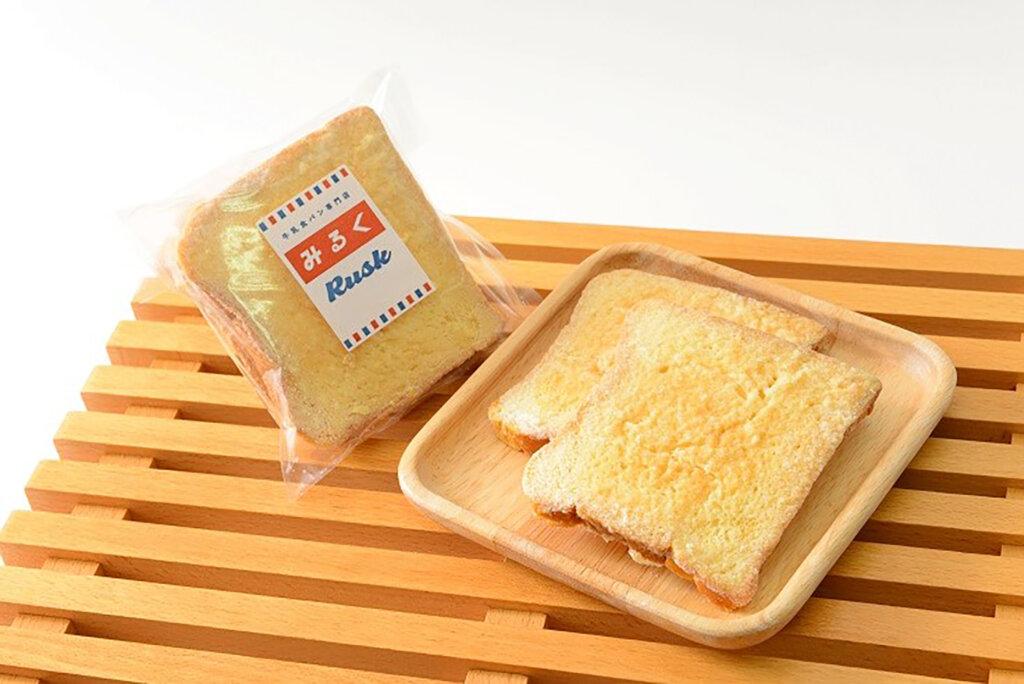 牛乳食パン専門店 みるく 越谷レイクタウン駅前店