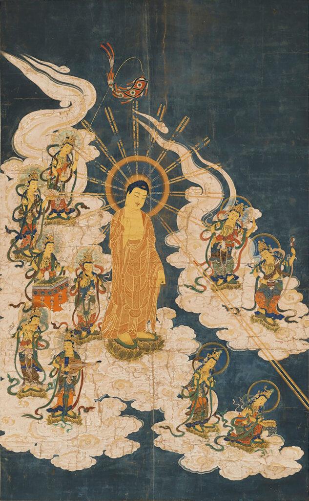『阿弥陀信仰の美術』