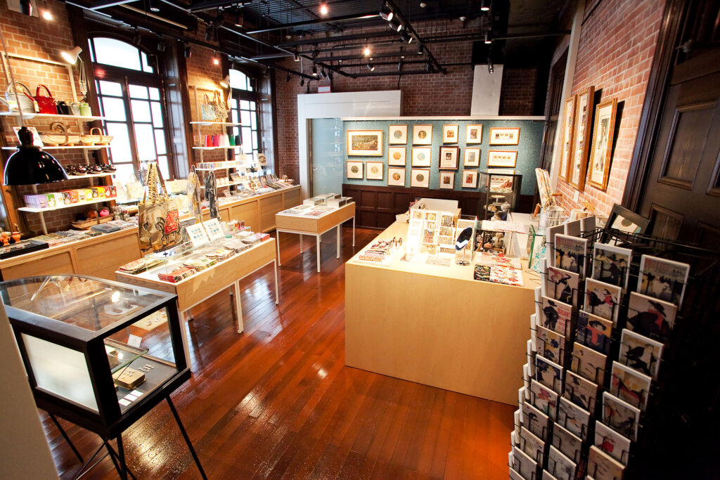 三菱創業150周年記念 三菱の至宝展「Store 1894」