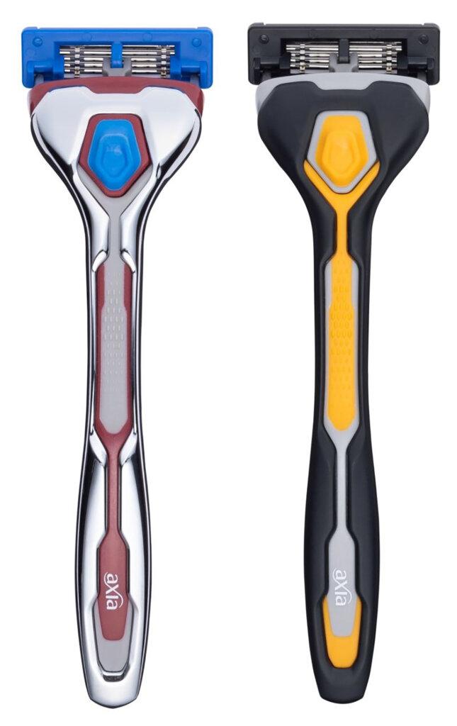 「ウルトラマン」と「ゼットン」モチーフの「KAI RAZOR axia」限定デザイン