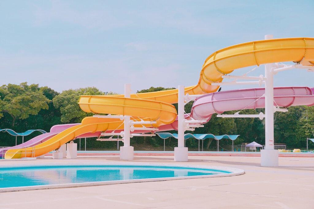 千葉市稲毛海浜公園プール