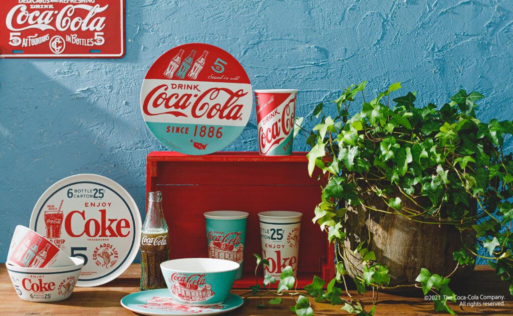 212キッチンストア「コカ・コーラコラボアイテム」