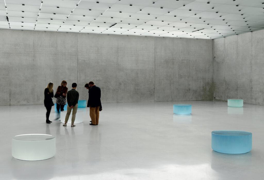 ポーラ美術館「中嶋 浩子 CONTINUUM この世界を構成するもの」展