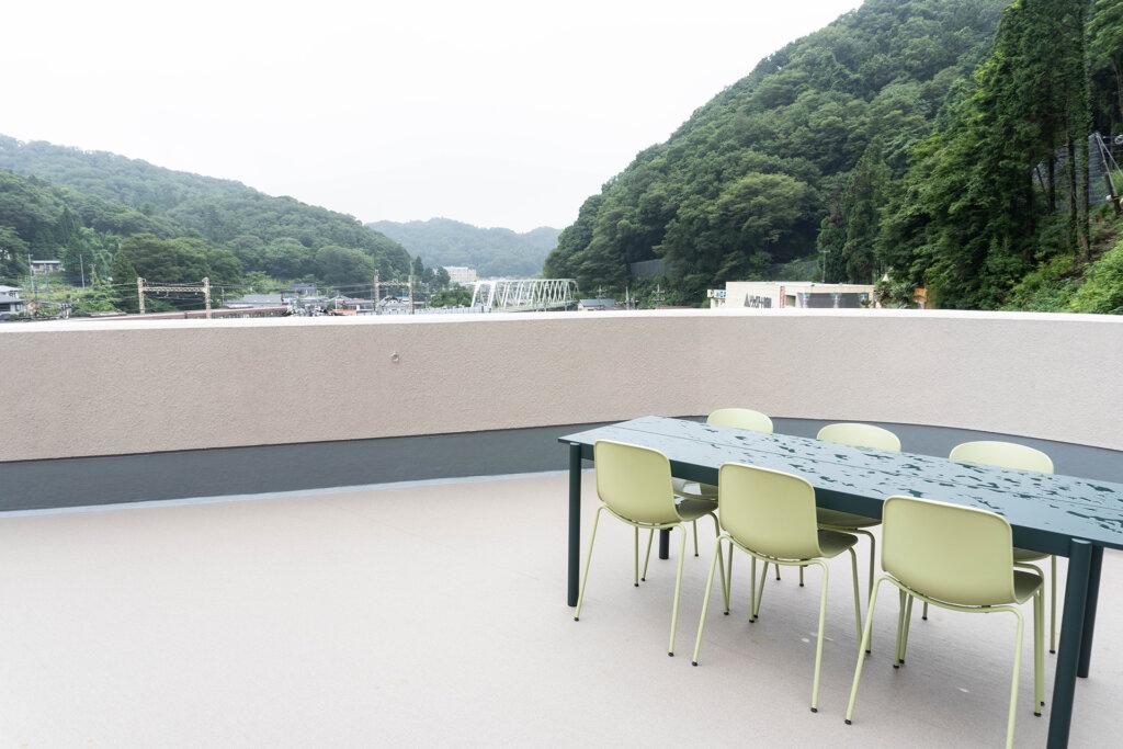 高尾山・活動ホテル「タカオネ」