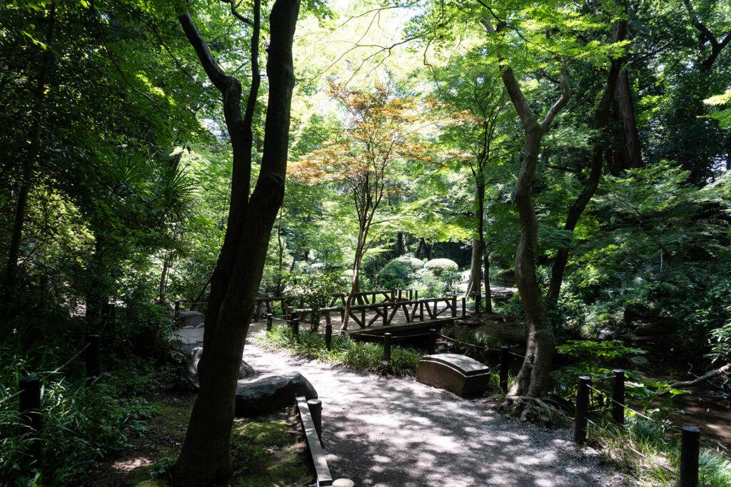 有栖川宮記念公園 広尾