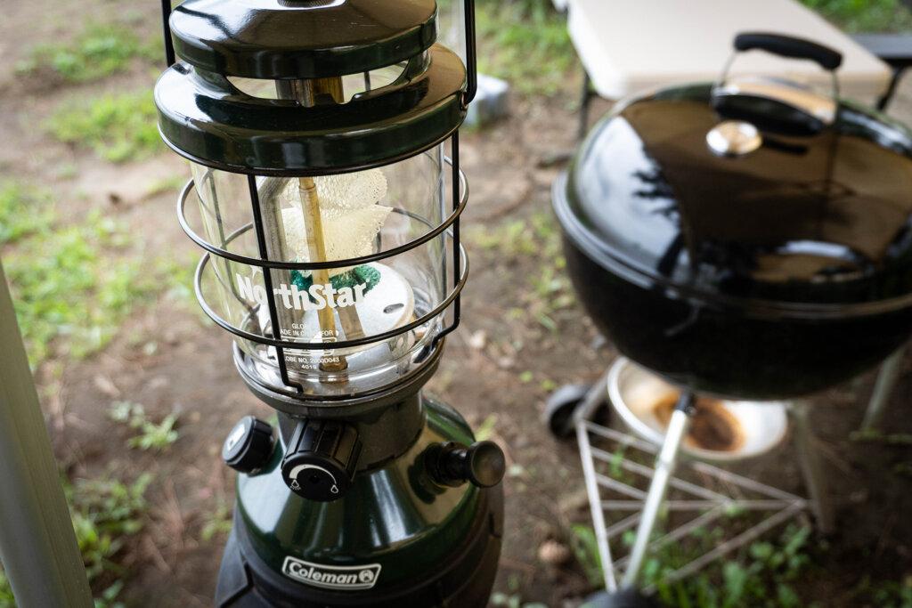 ドリームドアヨコハマハンマーヘッド キャンプ BBQ