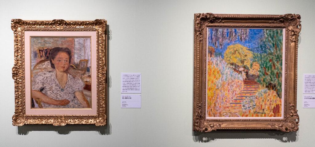ポーラ美術館コレクション展 甘美なるフランス Bunkamura ザ・ミュージアム