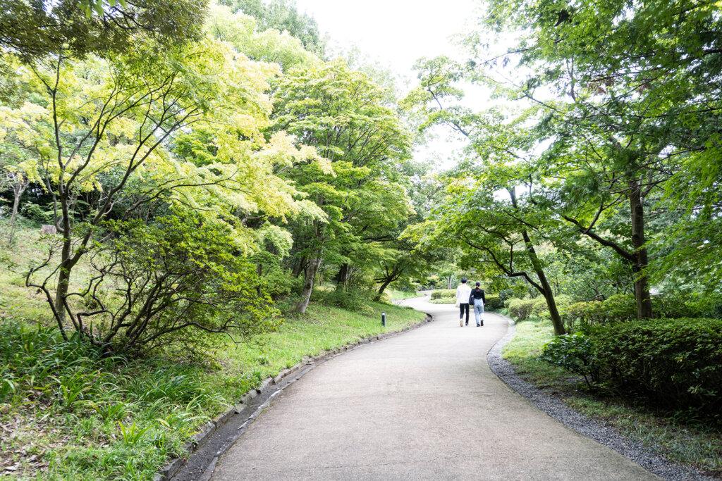 昭和記念公園 日本庭園