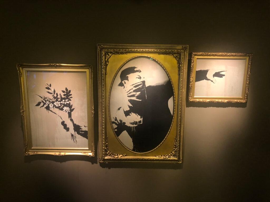 バンクシー展 天才か反逆者か WITH HARAJUKU