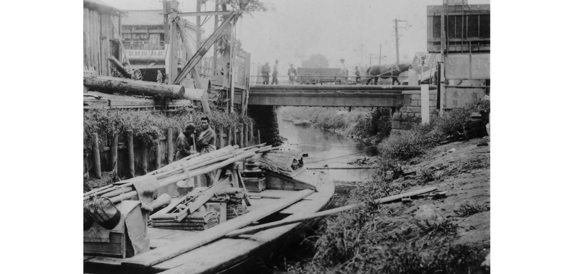 品川歴史館特別展「変わりゆく品川の風景」